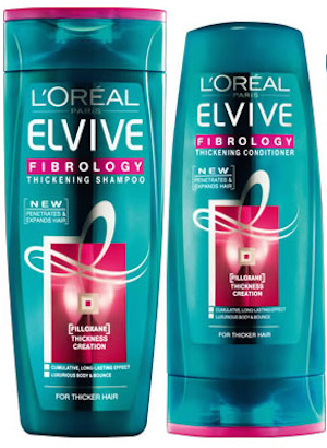 Fibrology Shampoo and Conditioner