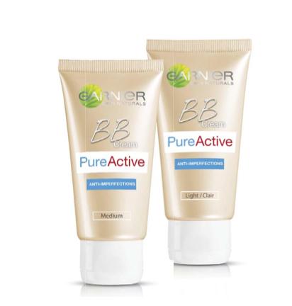 Garnier Pure Active BB Cream