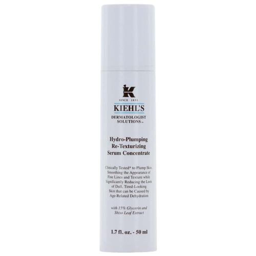 Kiehl's Hydro-Plumping Re-Texturizing Serum Concentrate