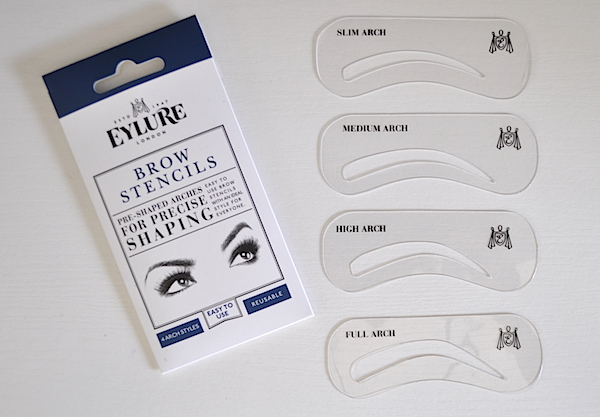 photograph regarding Printable Eye Brow Stencils known as Eyebrow Arching Stencils Printable: Stencils And Gauging
