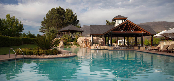 Pearl valley Pool