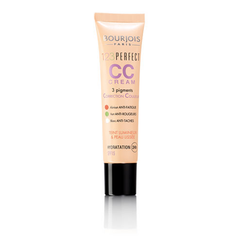 Bourjois Foundation 123 CC Cream