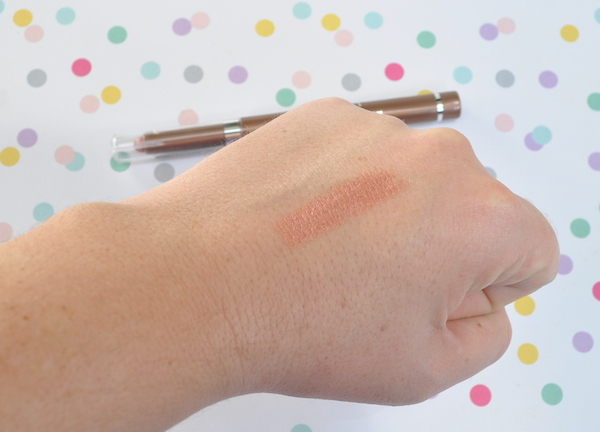 Hean Creamy Eye Shadow Swatch