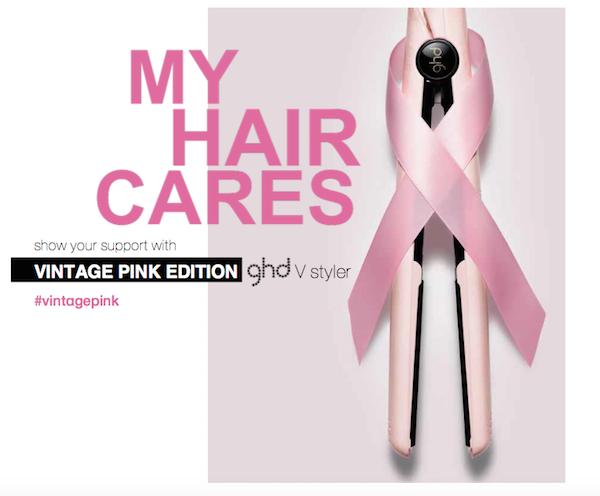 ghd Vintage Pink