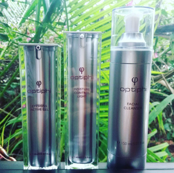 optiphi Travel skincare
