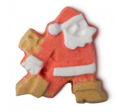 Dashing Santa