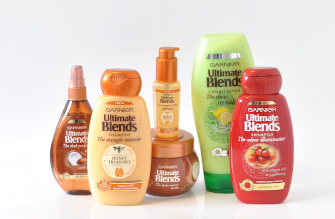 Garnier Ultimate Blends