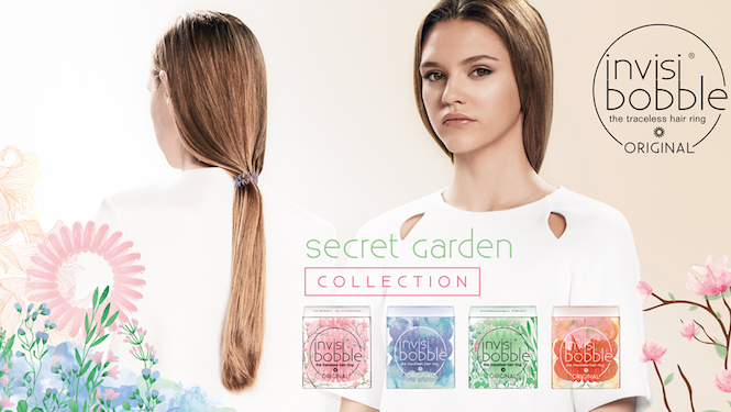 Invisibobble Secret Garden