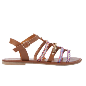 Caimito Woven Sandal