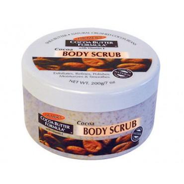 Palmers cocoa butter body scrub