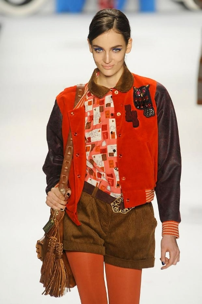 Anna Sui Varsity Jacket