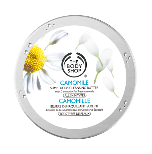 The Body Shop-Camomile-Cleansing-Butter