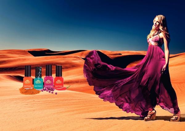 Shades of Desert