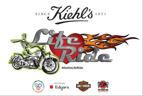 Kiehl's Life Ride