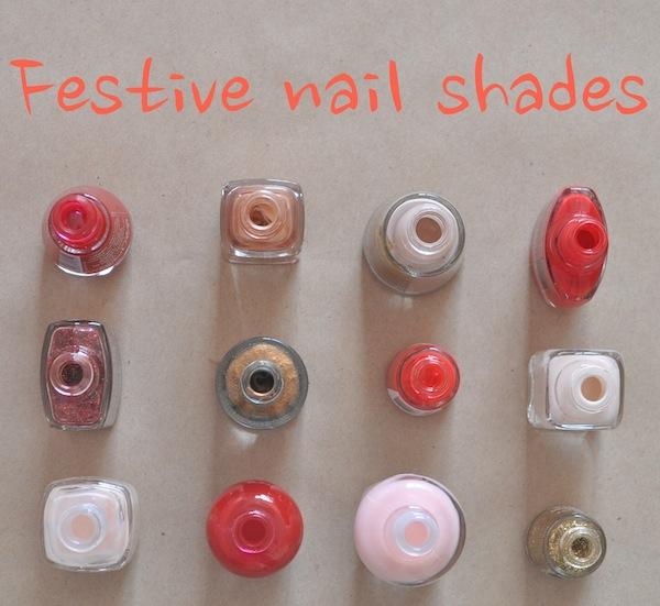 Festive Nail Shades