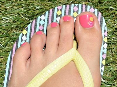 Feet Close up