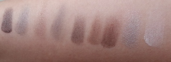 Swatches - without flash