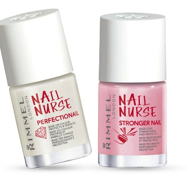 Rimmel Nail Nurse range