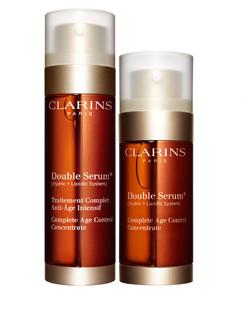 Clarins Double Serum Luxury size