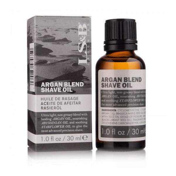 LS&B Argan Oil