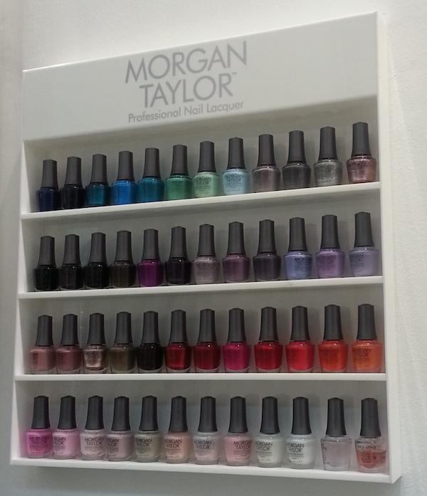 Morgan Taylor shades