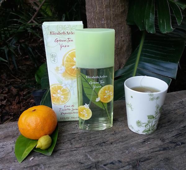 Green Tea Yuzu