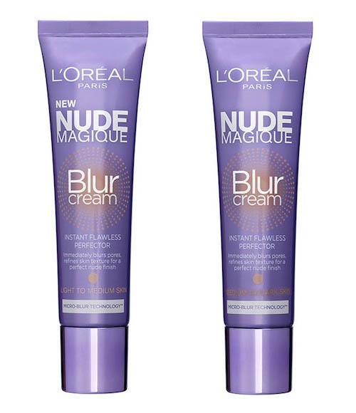L'Oreal Nude Magique Blur Cream