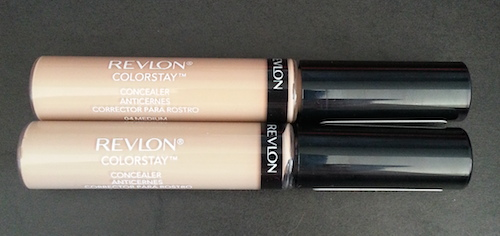 I adore the Concealer - two thumbs up! The ColorStay Concealer, R159, is available in 3 shades