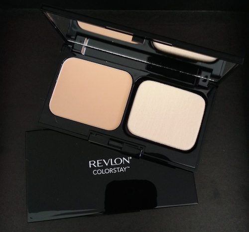 The best for a big night out was the ColorStay Two Way Powder Foundation SPF20 in Natural Beige, applied wet.