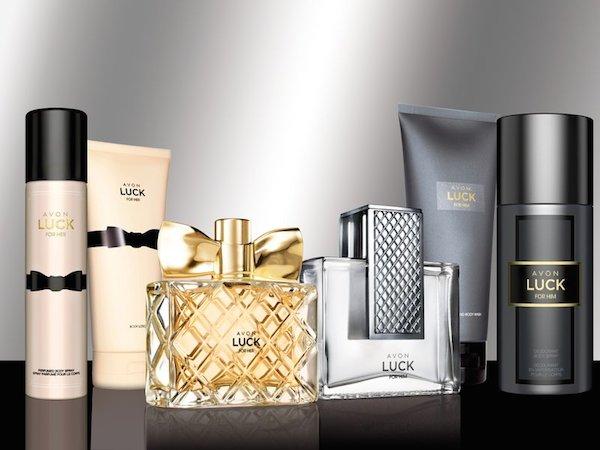 Avon Luck Collection