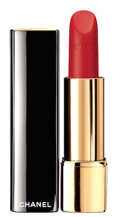 Rouge Allure Velvet in La Flamboyante, R495