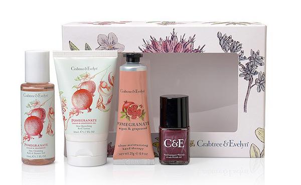 Pomegranate Hand & Body Gift Set