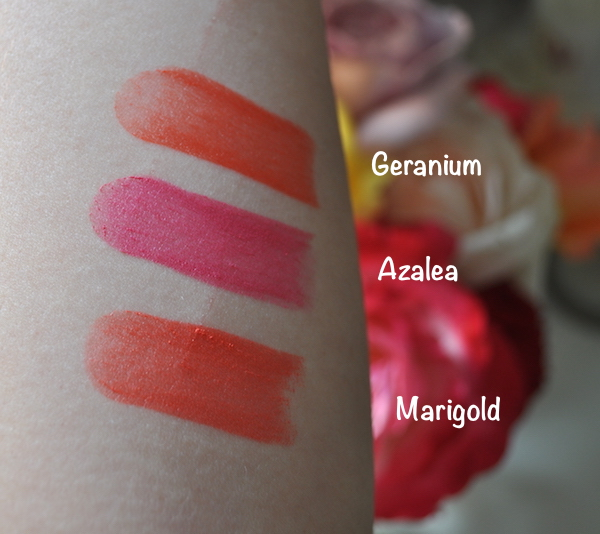 Ultra HD Lipstick Swatches