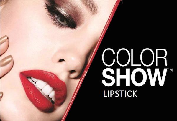 Maybelline ColorShow Lipstick