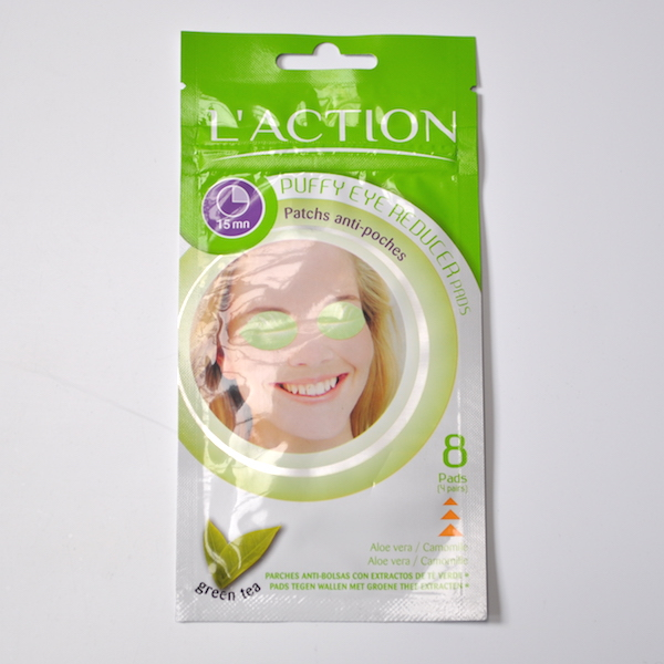 L'Action Puffy Eye Reducer Pads