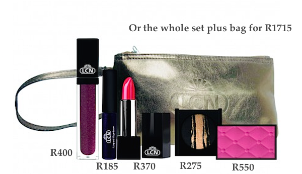 LCN Rich Velvet Make Up