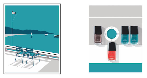 Chanel Collection Mediterranée