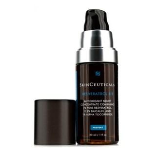 SkinCeauticals Resveratrol B E Antioxidant Night Concentrate