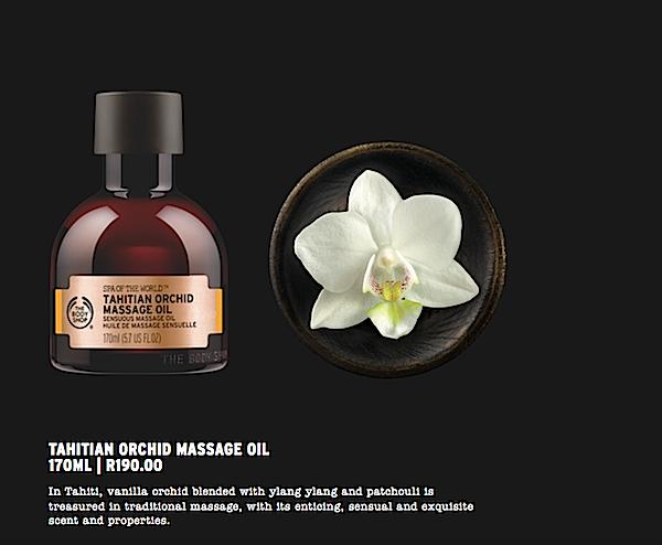Blissful Tahitan Oil