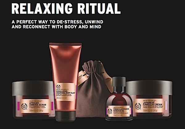 Relaxing Ritual