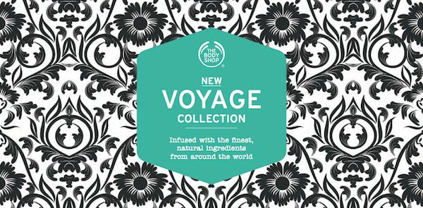 The Body Shop Voyage