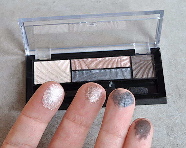 Max Factor Swatches