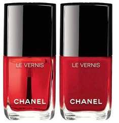 Le Vernis Gloss in Rouge Radical, R450 Le Vernis in Rouge Puissant, R450