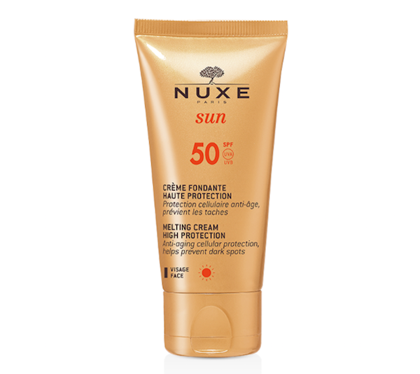 Nuxe Melting Cream High Protection SPF50