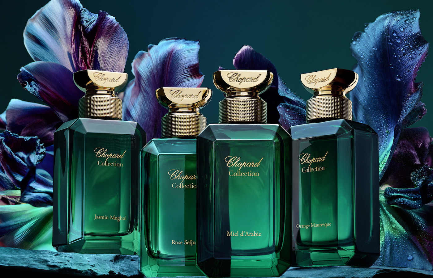 Chopard Collection Gardens Of Paradise Rouge